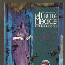 Cómics: LA FLAUTA MAGICA - LIBRO 1 - P. CRAIG RUSSELL - COLECCION MADE IN THE USA 9 - NORMA - 1990 - . Lote 156840370