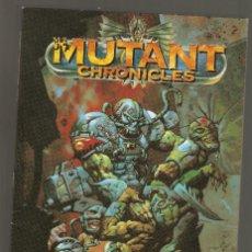Cómics: MUTANT CHRONICLES - GOLGOTHA - Nº 1 DE 2- NORMA - 1996 - . Lote 156841230