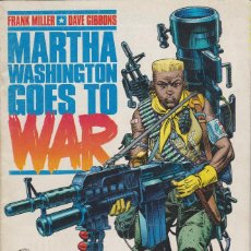 Cómics: MARTHA WASHINGTON GOES TO WAR Nº 1 NORMA EDITORIAL 1995. Lote 156875870