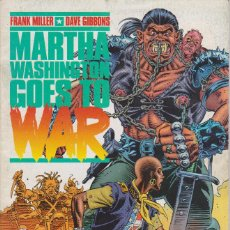 Cómics: MARTHA WASHINGTON GOES TO WAR Nº 3 NORMA EDITORIAL 1995. Lote 156876098