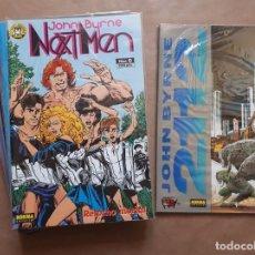 Cómics: NEXT MEN 0 A 18 COMPLETA + 2112 JOHN BYRNE - NORMA - JMV. Lote 156882990