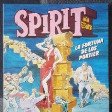 Cómics: SPIRIT: LA FORTUNA DE LOS PORTIER (NORMA, 1991). Lote 156889366