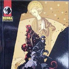 Comics - HELLBOY : EL GUSANO VENCEDOR DE MIKE MIGNOLA NORMA EDITORIAL - 157210670