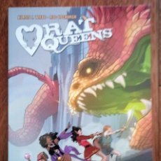 Cómics: RAT QUEENS 1 DESCARO Y BRUJERÍA. Lote 157336270