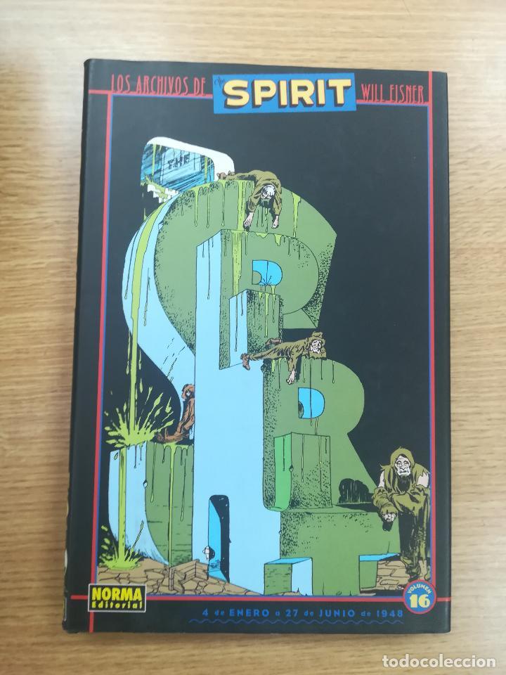 ARCHIVOS DE SPIRIT #16 (Tebeos y Comics - Norma - Comic USA)