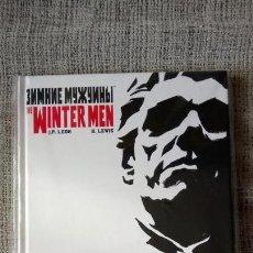 Cómics: THE WINTER MEN NORMA EDITORIAL. Lote 157773686