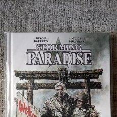Cómics: STORMING PARADISE NORMA EDITORIAL. Lote 157773794