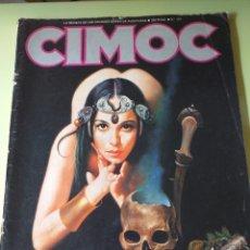 Cómics: CIMOC NÚMERO 101 NORMA. Lote 157909398