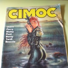 Cómics: CIMOC NÚMERO 114 NORMA. Lote 157909966