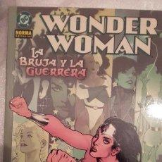 Cómics: WONDER WOMAN, LA BRUJA Y LA GUERRERA. Lote 157901318