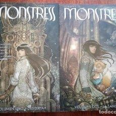 Comics - MONSTRESS Nº 1 Y 2 Marjorie Liu y Sana Takeda - 158206074