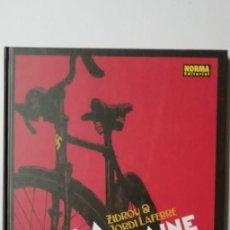 Cómics: LA MONDAINE 1 - NORMA - TAPA DURA. Lote 158348110