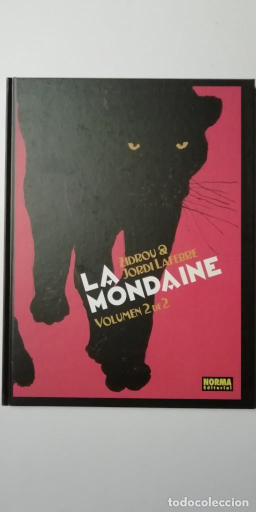 LA MONDAINE 2 - NORMA - TAPA DURA (Tebeos y Comics - Norma - Comic Europeo)