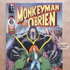 Cómics: MONKEYMAN AND O'BRIEN - ARTHUR ADAMS - NORMA - JMV. Lote 158438962