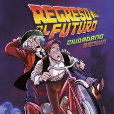 Cómics: REGRESO AL FUTURO 3. CIUDADANO BROWN BOB GALE. Lote 158787226