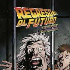 Cómics: REGRESO AL FUTURO 5. TIEMPOS DIFÍCILES BOB GALE. Lote 158787670