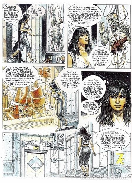 Cómics: Druuna, 2: Druuna (Paolo Eleuteri Serpieri) - Norma Editorial, 01/2003, 2ª edición - Foto 4 - 158880030