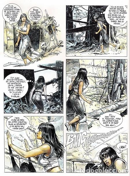 Cómics: Druuna, 2: Druuna (Paolo Eleuteri Serpieri) - Norma Editorial, 01/2003, 2ª edición - Foto 5 - 158880030