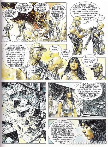 Cómics: Druuna, 2: Druuna (Paolo Eleuteri Serpieri) - Norma Editorial, 01/2003, 2ª edición - Foto 6 - 158880030