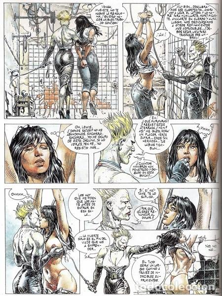 Cómics: Druuna, 2: Druuna (Paolo Eleuteri Serpieri) - Norma Editorial, 01/2003, 2ª edición - Foto 7 - 158880030