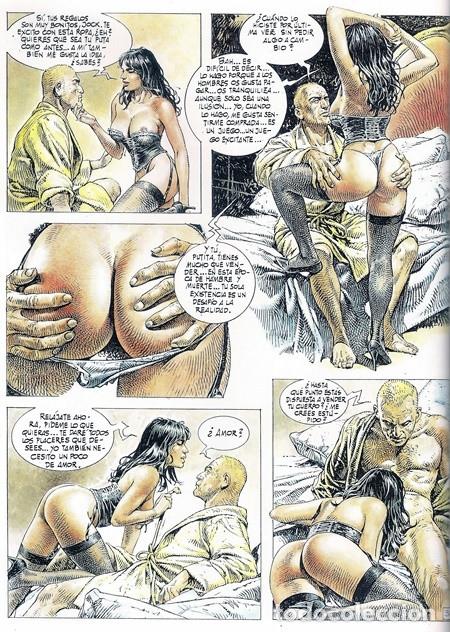 Cómics: Druuna, 2: Druuna (Paolo Eleuteri Serpieri) - Norma Editorial, 01/2003, 2ª edición - Foto 8 - 158880030