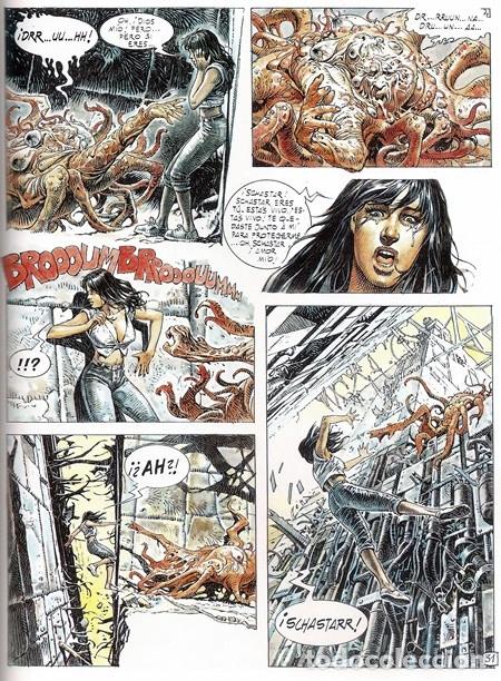 Cómics: Druuna, 2: Druuna (Paolo Eleuteri Serpieri) - Norma Editorial, 01/2003, 2ª edición - Foto 9 - 158880030