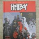 Cómics: HELLBOY - MASCARAS Y MONSTRUOS - BATMAN - STARMAN - GHOST - MIKE MIGNOLA - NORMA EDITORIAL. Lote 159107274