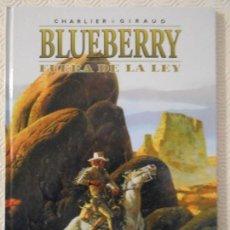 Cómics: BLUEBERRY. FUERA DE LA LEY. Nº 10. CHARLIER - GIRAUD. NORMA EDITORIAL, 2002. TAPA DURA. COLOR. 48 PA. Lote 159143154