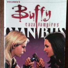 Cómics: BUFFY CAZAVAMPIROS OMNIBUS VOLUMEN 5 - NORMA EDITORIAL -. Lote 159513526