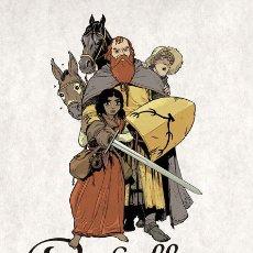 Cómics: CÓMICS. CABALLERO BRAYARD - ZIDROU/FRANCIS PORCEL (CARTONÉ). Lote 159621418