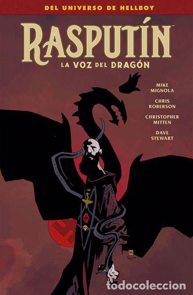 CÓMICS. RASPUTÍN. LA VOZ DEL DRAGÓN - MIKE MIGNOLA/CHRIS ROBERSON/CHRISTOPHER MITTEN/DAVE STEWART (Tebeos y Comics - Norma - Comic USA)