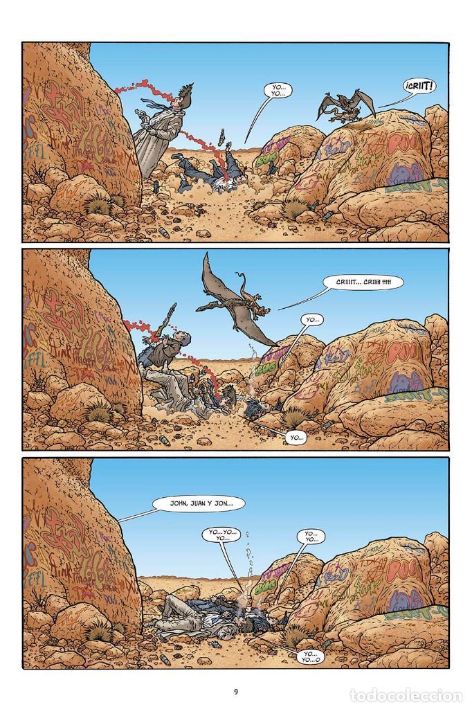 Cómics: Cómics. THE SHAOLIN COWBOY 1. ABRIENDO CAMINO - Geof Darrow/Peter Doherty (Cartoné) - Foto 2 - 159696178