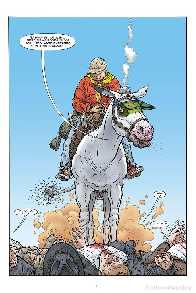 Cómics: Cómics. THE SHAOLIN COWBOY 1. ABRIENDO CAMINO - Geof Darrow/Peter Doherty (Cartoné) - Foto 3 - 159696178