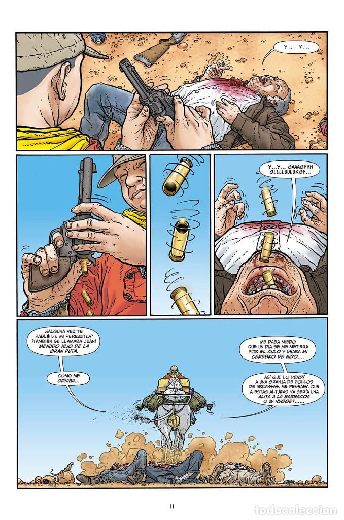 Cómics: Cómics. THE SHAOLIN COWBOY 1. ABRIENDO CAMINO - Geof Darrow/Peter Doherty (Cartoné) - Foto 4 - 159696178