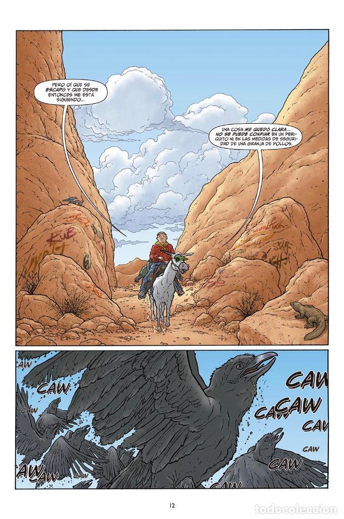 Cómics: Cómics. THE SHAOLIN COWBOY 1. ABRIENDO CAMINO - Geof Darrow/Peter Doherty (Cartoné) - Foto 5 - 159696178