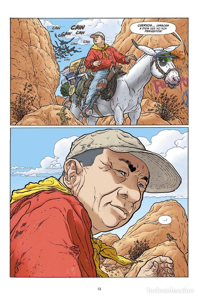 Cómics: Cómics. THE SHAOLIN COWBOY 1. ABRIENDO CAMINO - Geof Darrow/Peter Doherty (Cartoné) - Foto 6 - 159696178