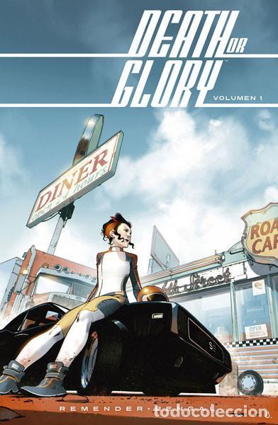 CÓMICS. DEATH OR GLORY 1 - RICK REMENDER/BENGAL (Tebeos y Comics - Norma - Comic USA)
