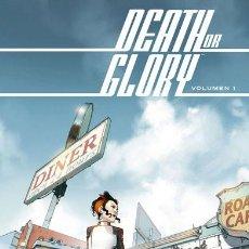 Cómics: CÓMICS. DEATH OR GLORY 1 - RICK REMENDER/BENGAL. Lote 159696686
