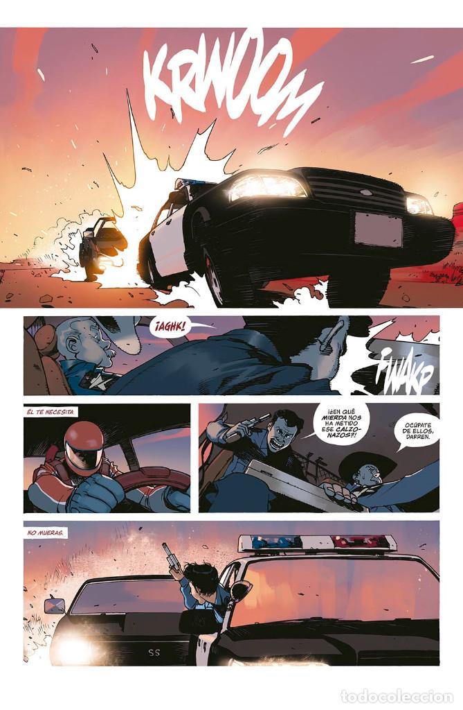 Cómics: Cómics. DEATH OR GLORY 1 - Rick Remender/Bengal - Foto 2 - 159696686
