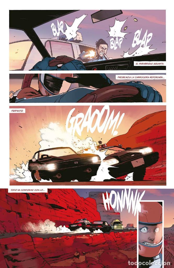 Cómics: Cómics. DEATH OR GLORY 1 - Rick Remender/Bengal - Foto 3 - 159696686