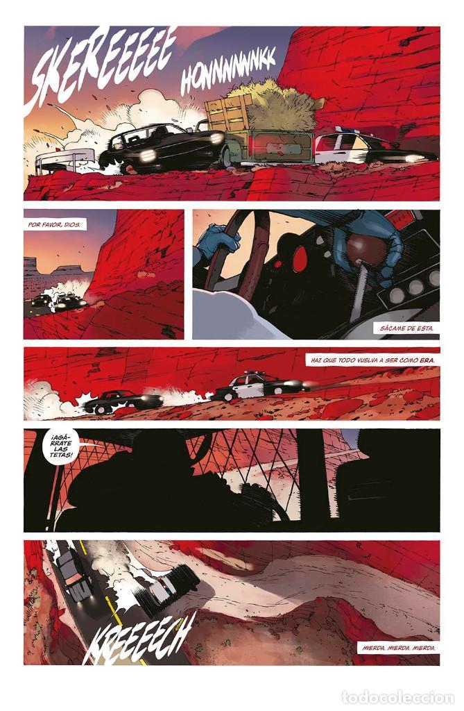 Cómics: Cómics. DEATH OR GLORY 1 - Rick Remender/Bengal - Foto 4 - 159696686