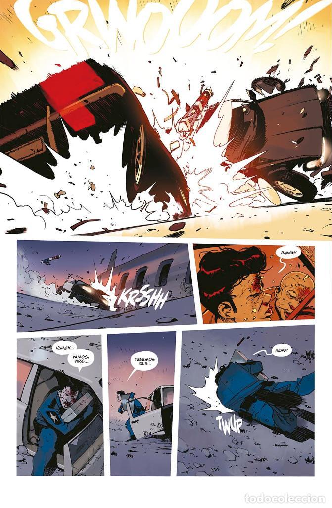 Cómics: Cómics. DEATH OR GLORY 1 - Rick Remender/Bengal - Foto 6 - 159696686