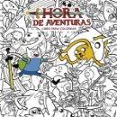 Cómics: CÓMICS. HORA DE AVENTURAS- LIBRO PARA COLOREAR - VARIOS AUTORES. Lote 159698794