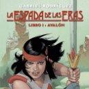 Cómics: CÓMICS. LA ESPADA DE LAS ERAS 1. AVALÓN - GABRIEL RODRIGUEZ/KINDZIERSKI (CARTONÉ). Lote 159699314
