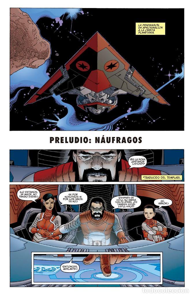 Cómics: Cómics. LA ESPADA DE LAS ERAS 1. AVALÓN - Gabriel Rodriguez/Kindzierski (Cartoné) - Foto 2 - 159699314