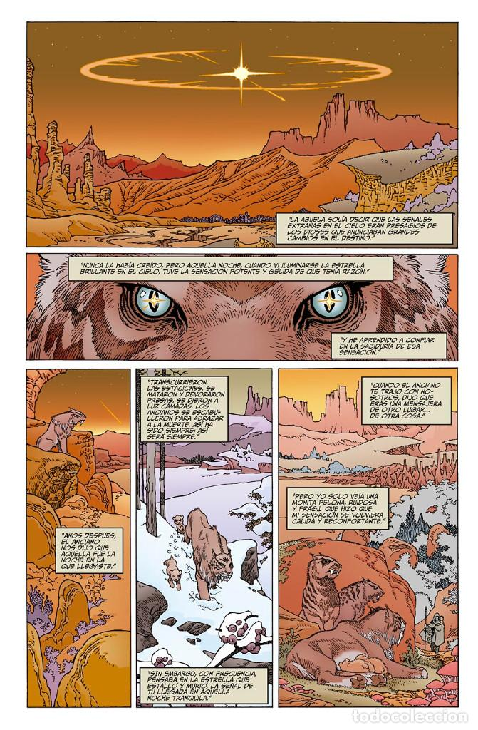 Cómics: Cómics. LA ESPADA DE LAS ERAS 1. AVALÓN - Gabriel Rodriguez/Kindzierski (Cartoné) - Foto 4 - 159699314