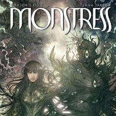 Cómics: CÓMICS. MONSTRESS 3. REFUGIO - MARJORIE LIU/SANA TAKEDA. Lote 159699714