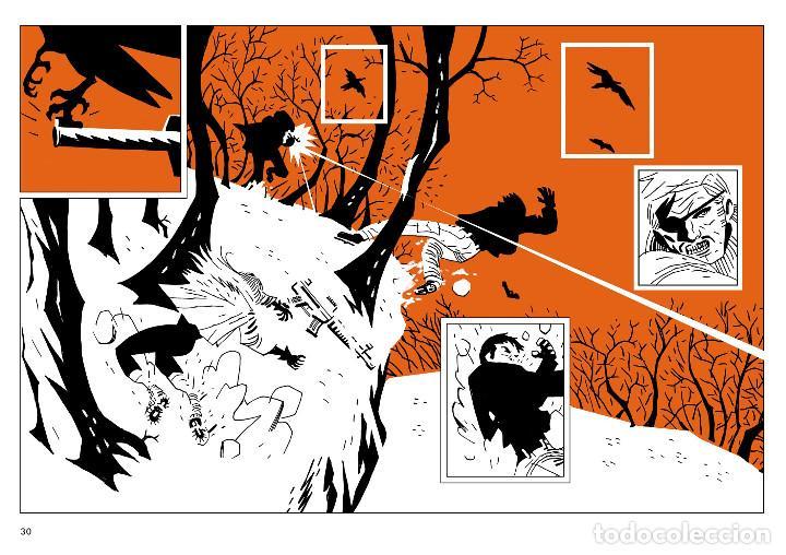 Cómics: Cómics. POLAR 1. SURGIDO DEL FRÍO - Victor Santos (Cartoné) - Foto 4 - 159700206