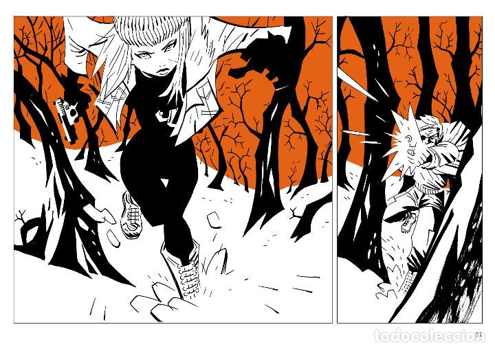 Cómics: Cómics. POLAR 1. SURGIDO DEL FRÍO - Victor Santos (Cartoné) - Foto 5 - 159700206