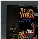 Cómics: NUEVA YORK -LA VIDA EN LA GRAN CIUDAD- WILL EISNER. NORMA,2ª EDICIÓN 2011.. Lote 159774658